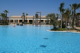 Camping with excellent facilities in the Costa Blanca of Alicante