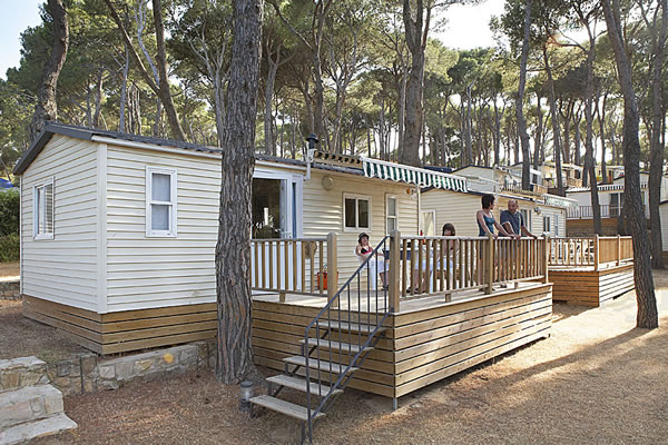 Camping Interpals mobil home
