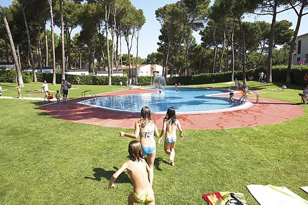 Camping Interpals piscina