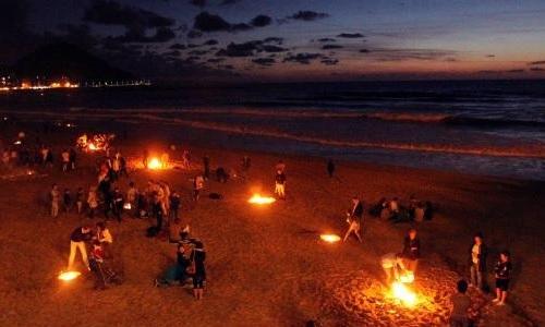 La nuit de la Saint Jean, feux et verbenas