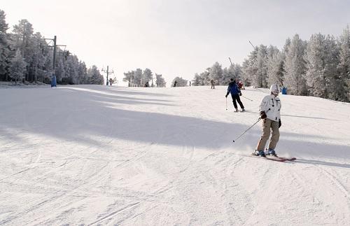 Bungalows à proximité des pistes de ski