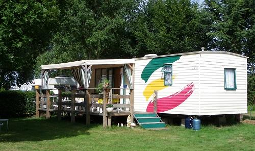 Meilleurs campings avec emplacements à louer pour mobil-home