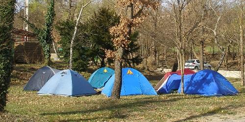 Campings pour groupes, camps d'été