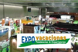Expovacaciones, salon international tourisme et camping à Bilbao, 4 à 6 Mai.