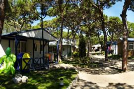 Camping Bella Terra Bungalow Park