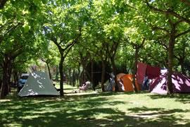 Camping Bungalows Peña Montañesa