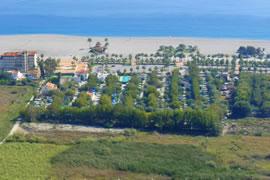 Camping Playa de Poniente Bungalows