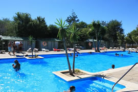Camping Roche Bungalows