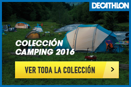 Tents collection by Decathlon