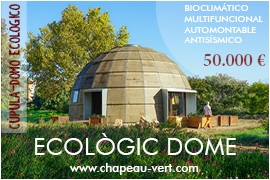 Ecologic Domo. Originele multifunctionele accommodatie voor campings