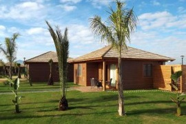 Marjal Costa Blanca. Camping with bungalows and quality facilities.