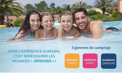 Sunissim, Les campings by LOCATOUR