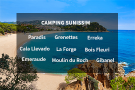 Carte Villages Sunissim