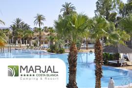 Camping Marjal Costa Blanca Resort