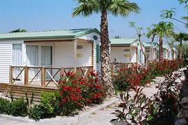 Camping Playa Cambrils près de la plage à Tarragone