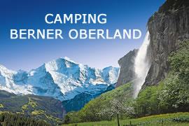 SUIZA - CAMPINGS DE BERNER OBERLAND
