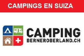 Campings in Berner Oberland, in the heart of Switzerland