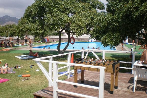 Campsite El Pino In Torrox Costa Vayacamping