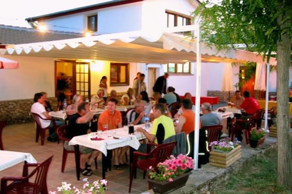 Camping Isabena restaurante
