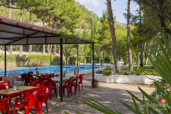 Campsite Lago Resort In Nuévalos Vayacamping