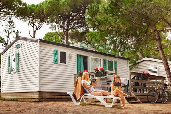 Camping 3 Estrellas bungalow