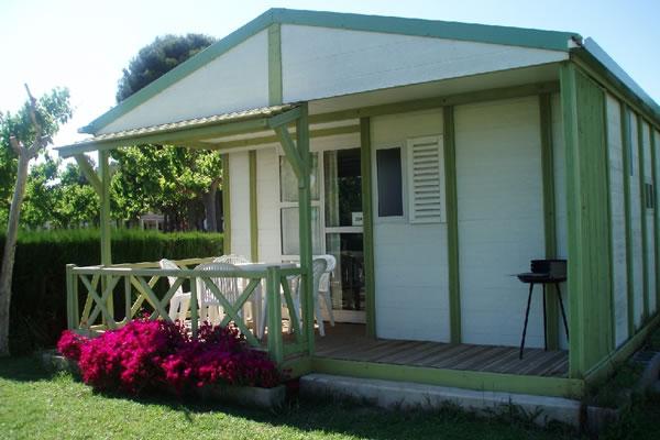 Camping La Rueda bungalow