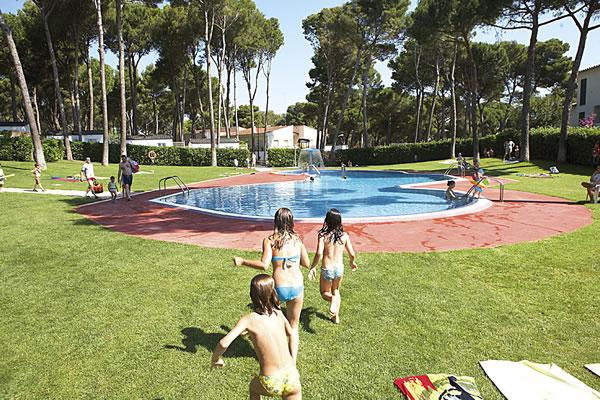 Camping Interpals piscina