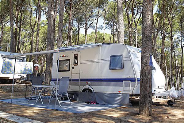 Camping Interpals caravana
