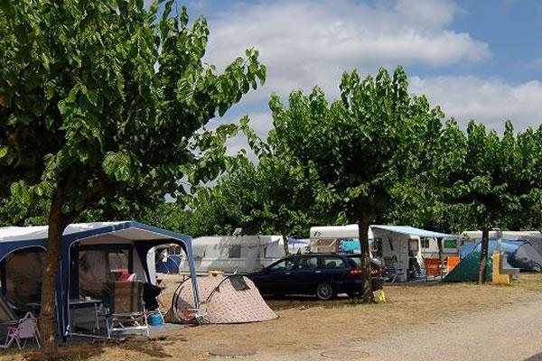 Camping Mas Patoxas parcelas