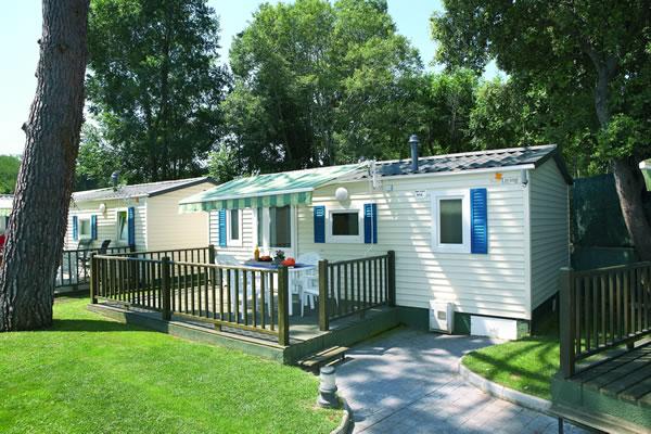 Camping Valldaro bungalow