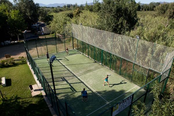 Camping Riu tenis
