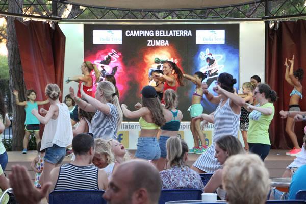 Bella Terra Blanes : Campingplatz bella terra blanes vayacamping führer
