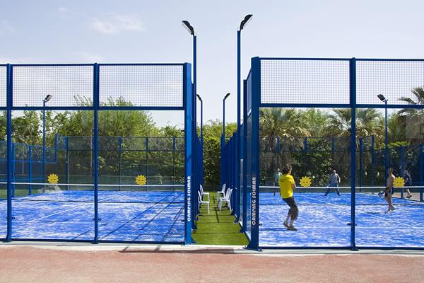 Camping Solmar tenis