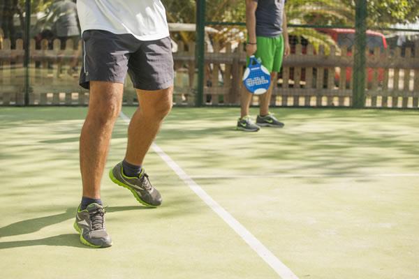 Camping Las Palmeras Tarragona tenis