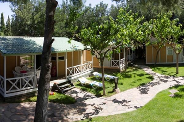 Camping La Torre del Sol bungalow