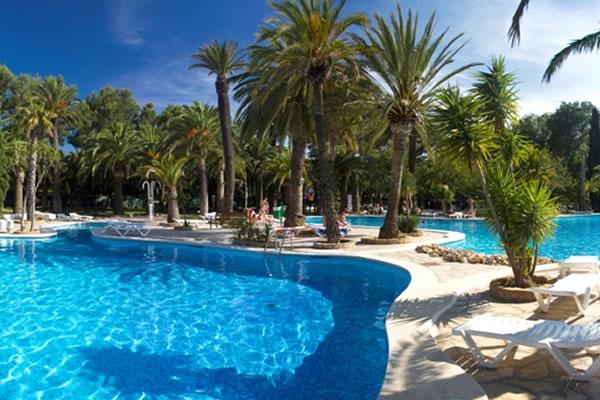 Camping La Torre del Sol piscinas