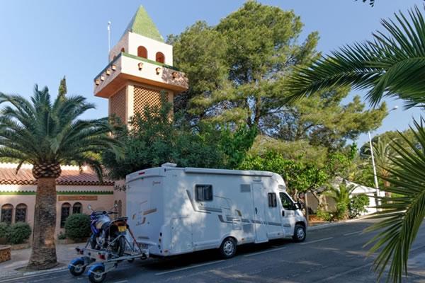 Camping La Torre del Sol autocaravana
