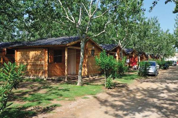 Camping Eucaliptus bungalows