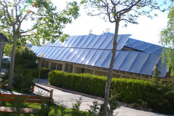 Camping Prades energia solar