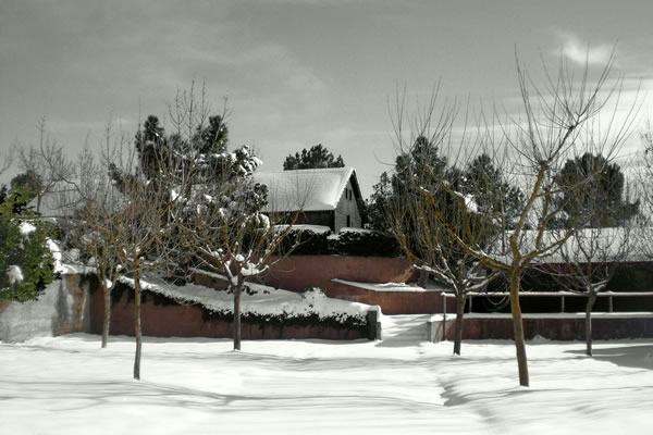 Camping Prades bungalows nevados