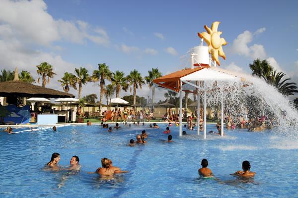 Camping Marjal Guardamar Resort en Guardamar del Segura ...