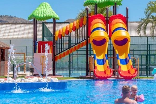 Camping Resort Almafra En Benidorm Vayacamping Almafra