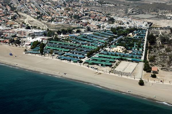 campingplatz playa de mazarrón - mazarrón. vayacamping führer