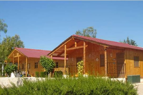 Camping Totana bungalows