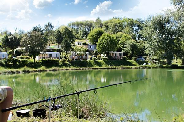 Camping Les Peneyrals En Saint