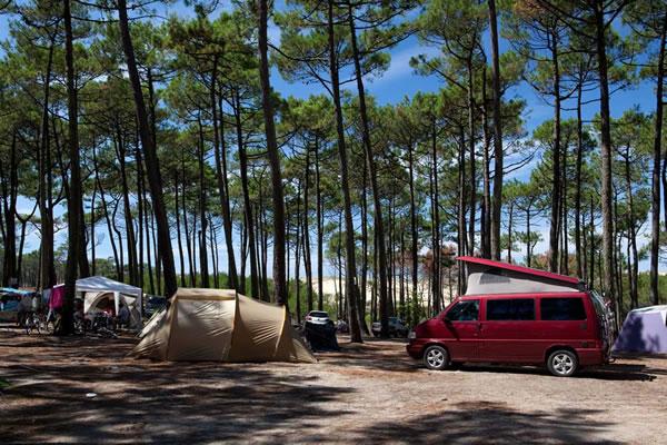 Camping le vieux port en messanges gu a vayacamping - Camping le vieux port plage sud 40660 messanges france ...