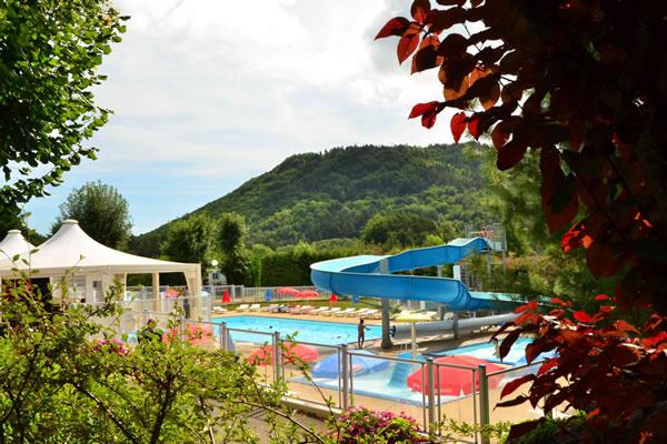 Camping L'Europe piscina