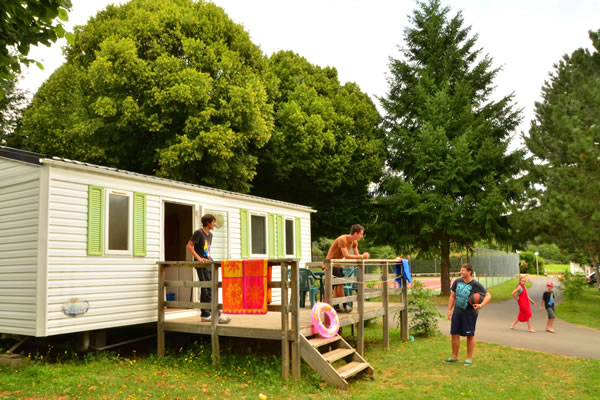 Camping L'Europe mobil home