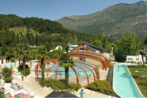 Camping Sunelia les 3 Vallees 4