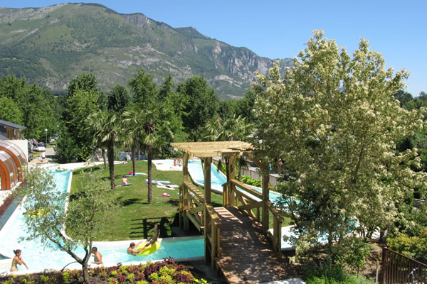 Camping Sunelia les 3 Vallees 5